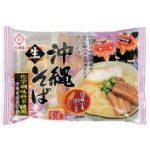 国内産小麦使用生沖縄そば2食