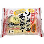 L麺ソーメンチャンプルー2食